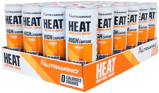 Nutramino Fitness HEAT 24x330ml