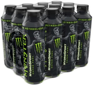 Monster HydroSport Striker 12x650ml