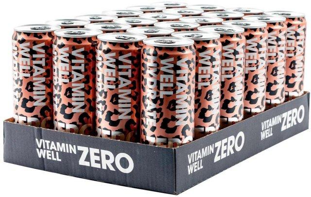 Vitamin Well 24x330ml