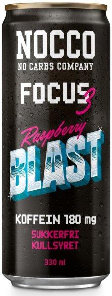 NOCCO Focus 330ml