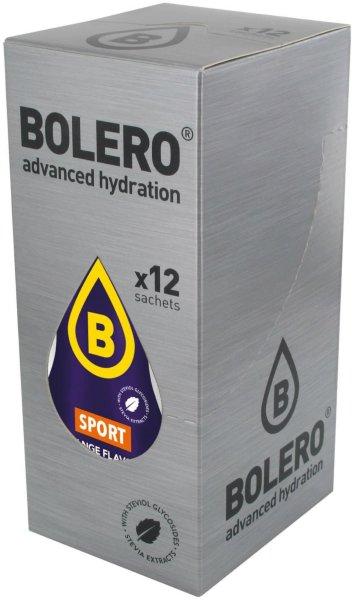 Bolero Sports Drinks 12x9g