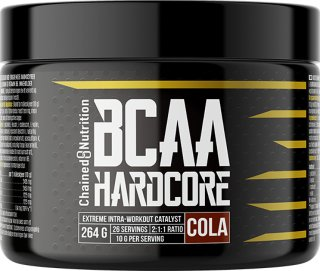 Chained Nutrition BCAA Hardcore 264g