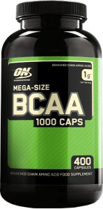 Optimum Nutrition BCAA 1000 400g