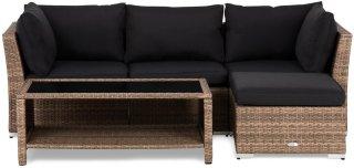 Wisconsin Loungegruppe 4-seter med divan