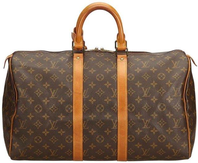 Louis Vuitton Vintage Keepall 45