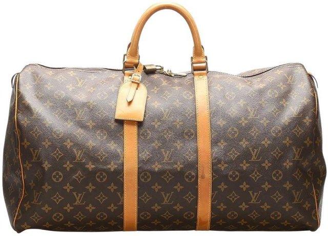Louis Vuitton Vintage Keepall 60