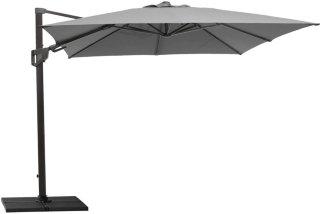 Hyde Luxe parasoll m/tilt inkl. fot