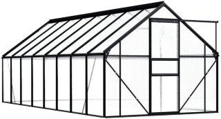 Drivhus 9,31 m²