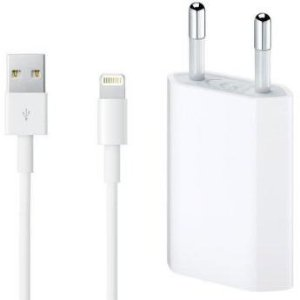 iPhone lader med kabel (400010206)