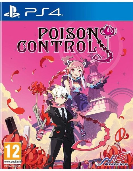 Nippon Ichi Software Poison Control