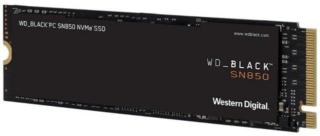 Western Digital Black SN850 1TB