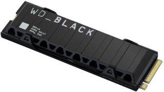 Western Digital Black SN850 2TB Heatsink