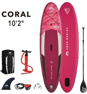 """Aqua Marina Coral 10.2"""""""
