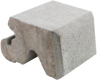 Mini Støttemur 1/1 Grå