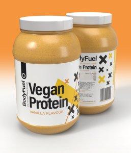 BodyFuel Vegan Protein Powder 1kg
