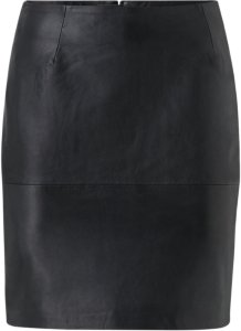 Darina Leather Skirt