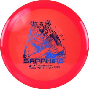 Latitude 64 Opto Driver Sapphire