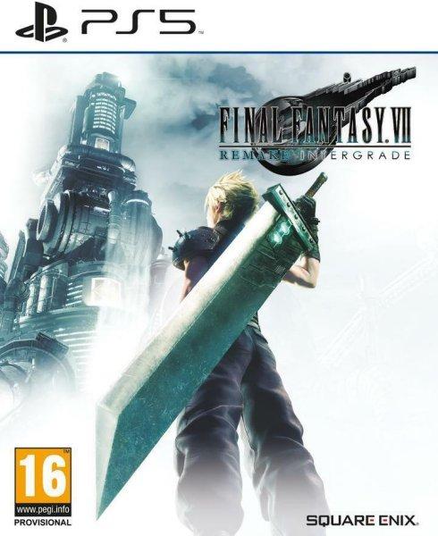 Final Fantasy VII Remake Intergrade til PlayStation 5