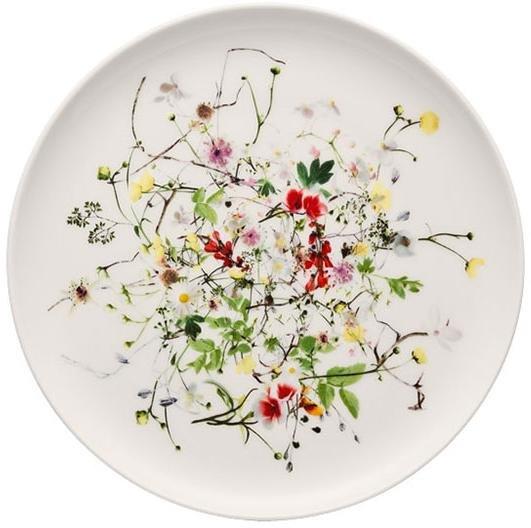Rosenthal Brilliance Fleurs Sauvages asjett 18cm