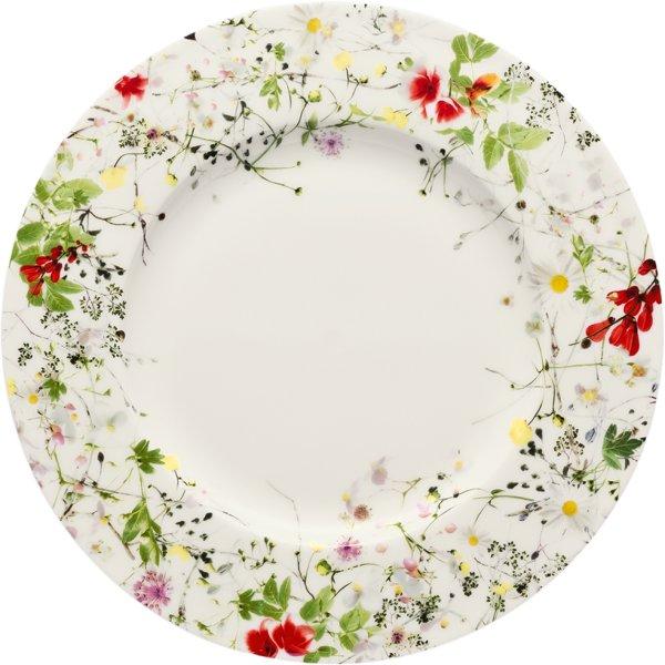 Rosenthal Brilliance Fleurs Sauvages asjett 23cm