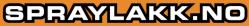 Spraylakk logo