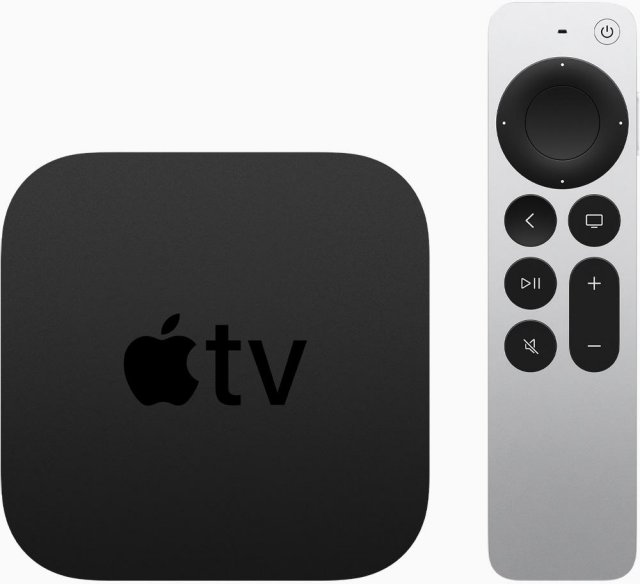 Apple TV 4K 32GB (6th Gen/2021)