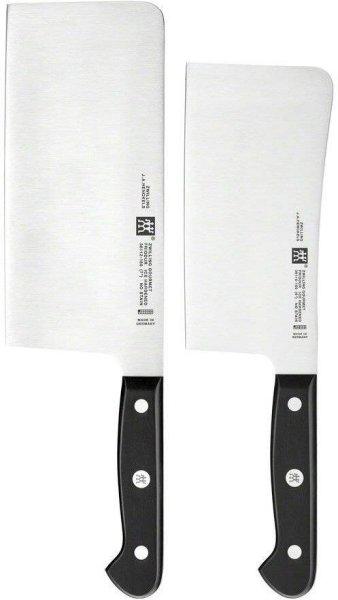 Zwilling Gourmet kokkekniv og kjøttøks
