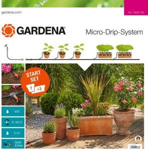 Startsett Micro-Drip-System M u/timer (13001-20)
