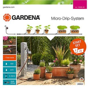 Startsett Micro-Drip-System M m/timer (13002-20)