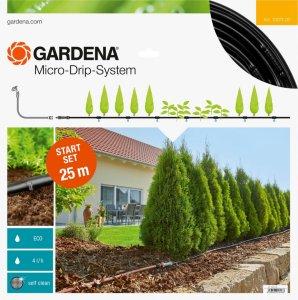 Gardena Startsett Micro-Drip-System M Planterekker u/timer (13011-20)