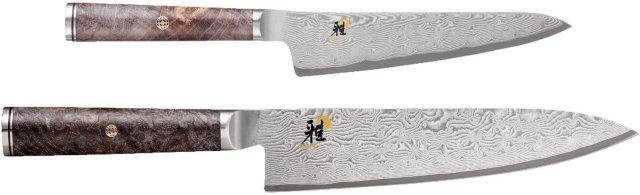 Miyabi 5000MCD Black knivsett 2 deler