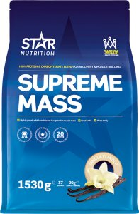 Star Nutrition Supreme Mass 1530g
