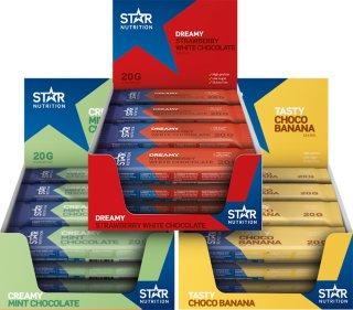 Star Nutrition Protein Bar 36x55g