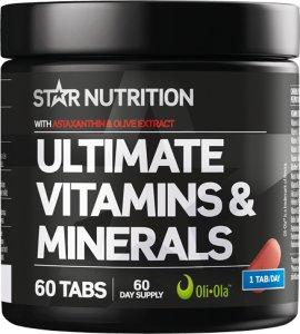 Ultimate Vitamins 60 tabs