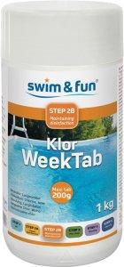 Klor WeekTab 1 kg