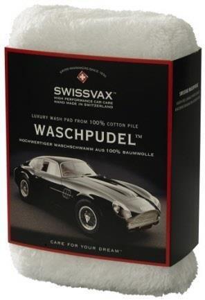 Swissvax Waschpudel Fine