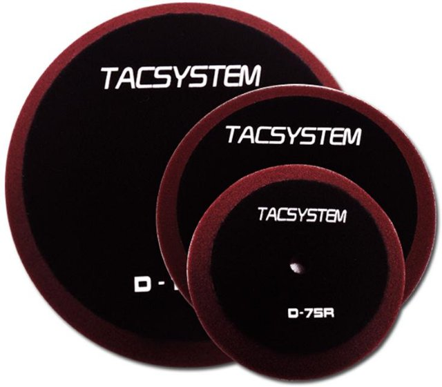 """Tacsystem Poleringspute Mid/Medium 5"""""""
