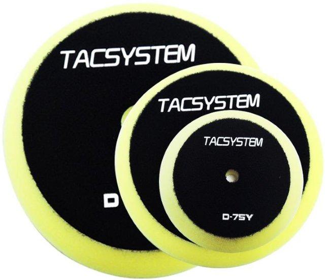 "Tacsystem Poleringspute Soft/Fine 5"""