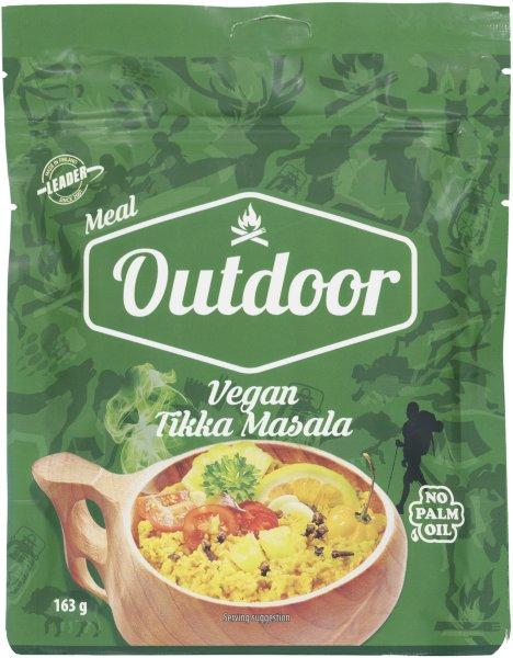Outdoor Meal Vegan Tikka Masala
