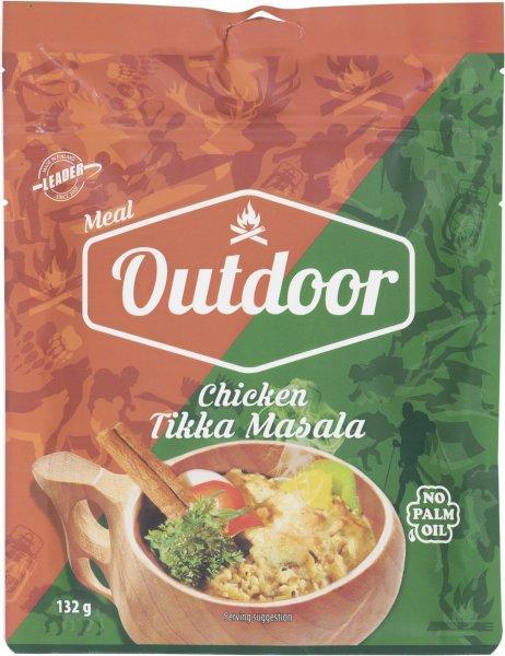 Outdoor Meal Chicken Tikka Masala