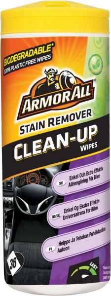 Armor All Clean-Up Wipes 36 stk