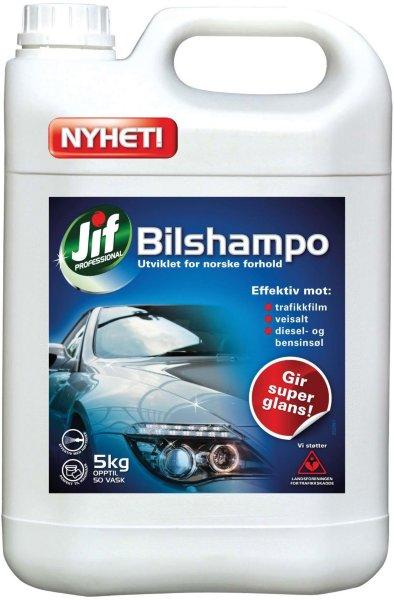 Jif Bilshampo 5 L