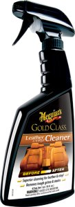 Meguiars Gold Class Leather Cleaner 473 ml