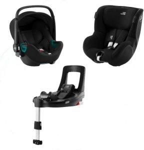 Baby-Safe Isense & Dualfix Isense (med base)
