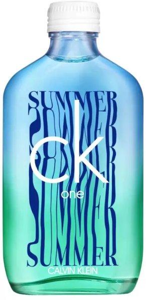 Calvin Klein CK One Summer 2021 EdT 100ml