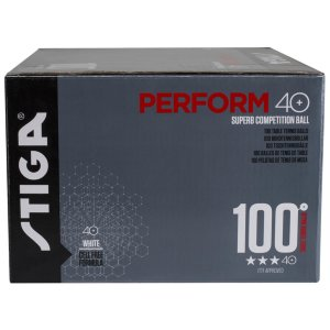 Perform 3 Star ABS White 100-Pack