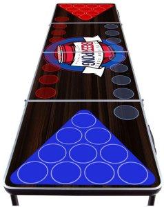 Beer Pong Bord Flip Cup