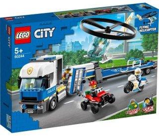 City 60244 Politiets helikoptertransport