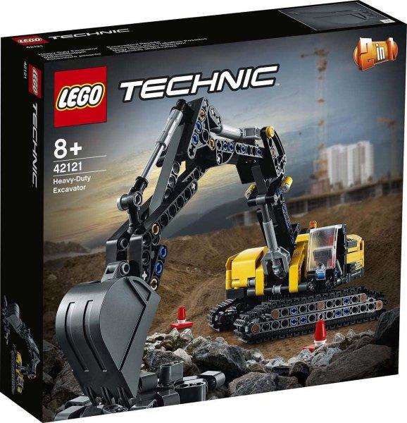 LEGO Technic 42121 Stor gravemaskin