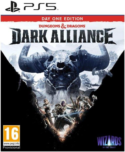 Dungeons & Dragons: Dark Alliance til PlayStation 5